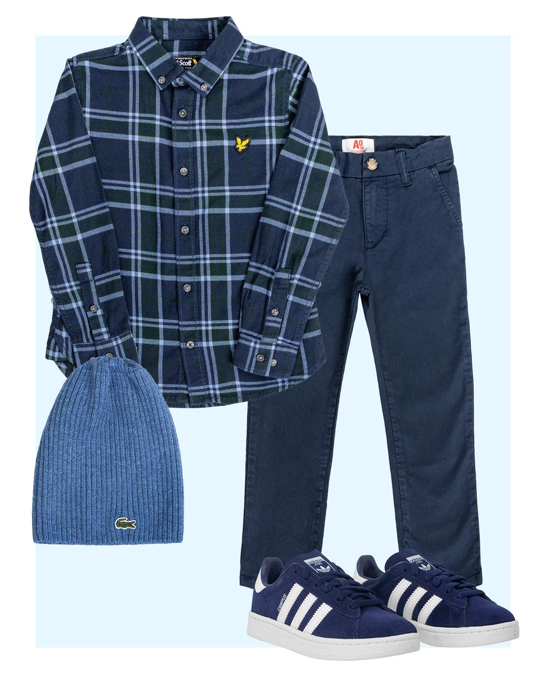 Barn outfits sammensatt2