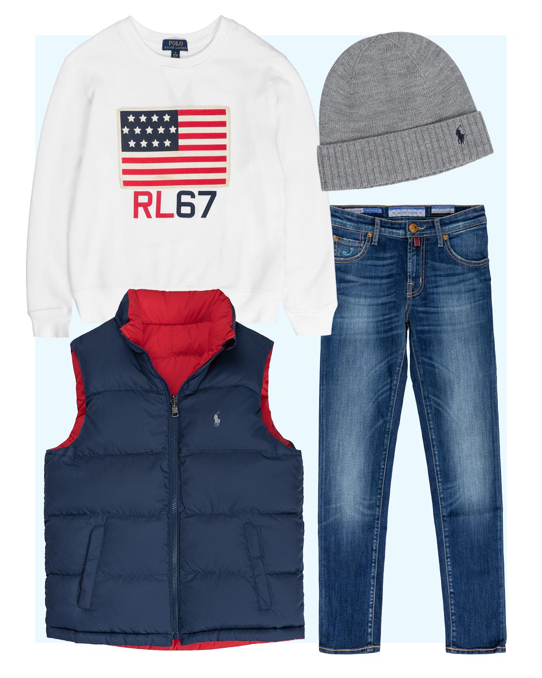 Barn outfits sammensatt9
